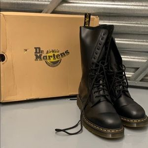 Dr. Martens Lace Up Boots